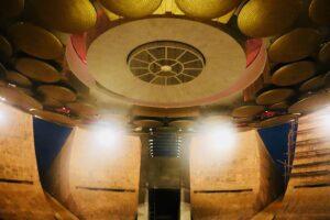 Il Padiglione Italiano ad Auroville