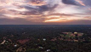 Vita da volontario ad Auroville. Quanto costa?