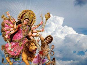 Inno a Durga di Sri Aurobindo